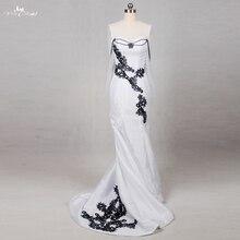 yiaibridal RSE792 Lace Mermaid Gothic Wedding Dress Gowns