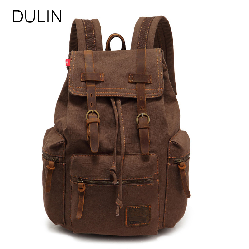 Vintage Military Backpacks Men Travel Bag Canvas Backpack Multifunctional Large Capacity for Laptop New Brand Vintage Military Backpacks Men Travel Bag Canvas Backpack Multifunctional Large Capacity for Laptop New Brand
