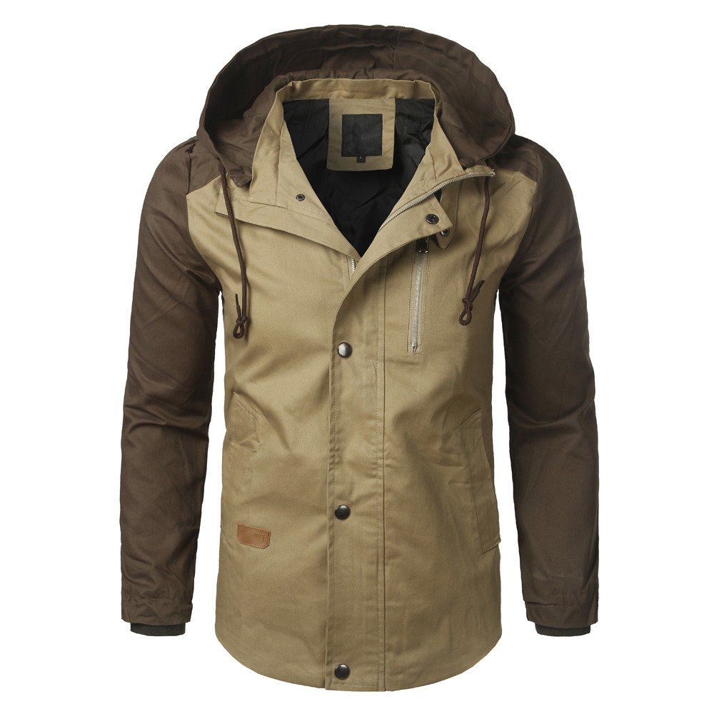 The North Of Mens Coats <font><b>Jackets</b></font> Tactical <font><b>Jackets</b></font> Military Motorcycle Outwear <font><b>Winter</b></font> Casual Patchwork Slim Bomber <font><b>Jacket</b></font> <font><b>Face</b></font>
