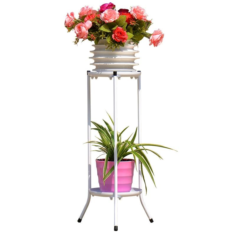 Plante Afscherming Mensole Per Fiori Varanda Dekorasyon Planten Rek Metal Shelf Balcon Plant Stand Balkon Flower Iron Rack все цены
