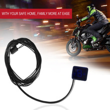 New Universal Waterproof Styling Motorcycle ATV Car Digital Gear Indicator LED Display Monitor Shift Lever Sensor Motorbike Tool
