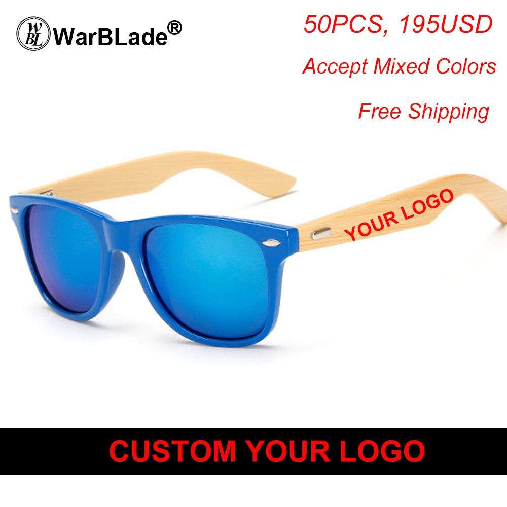 f64c544d53d6 Detail Feedback Questions about Wholesale Custom Logo Bamboo Arms Sunglasses  Men Wooden Sunglasses Women Original Wood Sun Glasses Customerized 50  pcs set ...