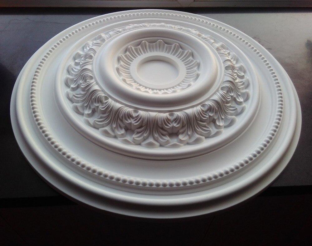 Deckenrosette Für Kronleuchter ~ Decke rosette pu dekorative decke rose kronleuchter decke platte