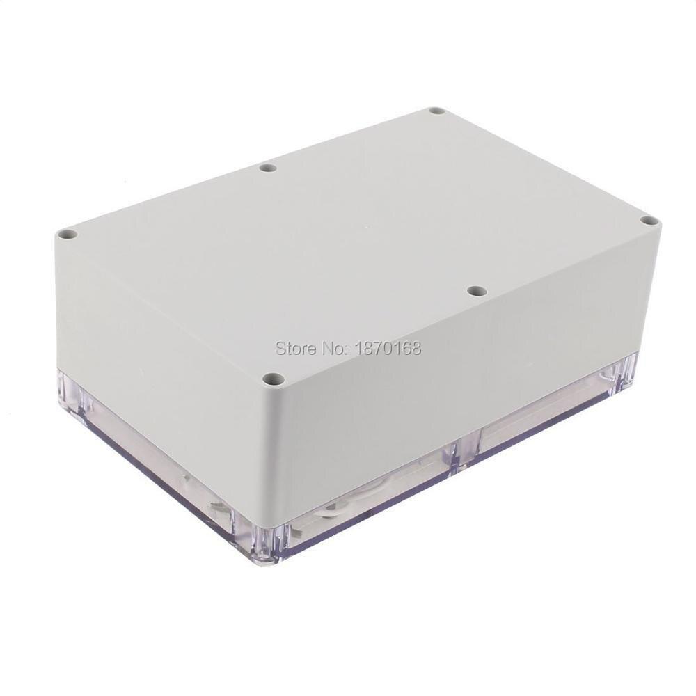 230x150x87 мм прозрачная крышка водонепроницаемый распределительная коробка распределительная коробка корпус