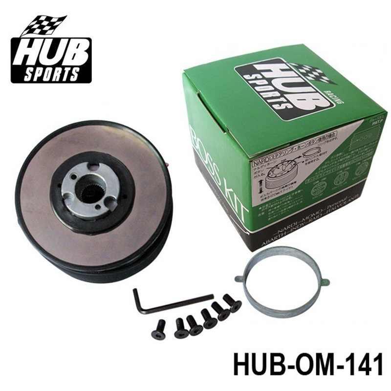 Adaptateur de moyeu de volant Kit de patron/Kit de moyeu adaptateur de moyeu pour Mitsubishi E50-E80 OM141 HUB-OM-141