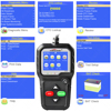 2020 Best Quality OBD2 Car Diagnostic Scanner KONNWEI KW680s Full OBD 2 Function Car Scanner  Car Diagnostic Tools  For the Car discount