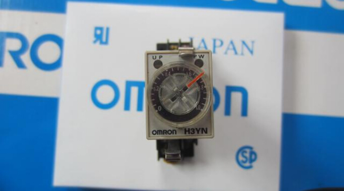 Time Relay H3YN-2 DC24V