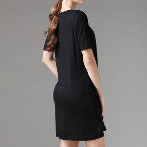 Image 4 - Эмоции, летняя одежда для беременных, платье для беременных, платья для грудного вскармливания, Одежда для беременных женщин, платье для беременных
