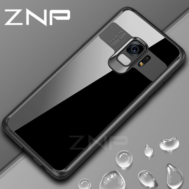 ZNP Silicone Phone Cases for Samsung Galaxy S9 S9 Plus Note 8...