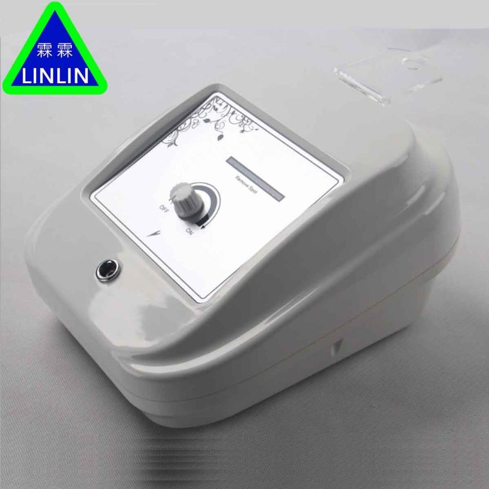 Máquina de limpieza de LINLIN máquina de manchas de sangre rojiza para eliminar las pecas de nevus con láser en puntos de edad avanzada-in Masaje y relajación from Belleza y salud    2