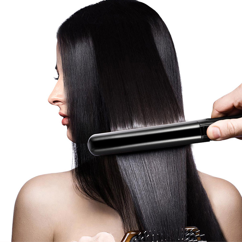 SASSOON Styling Tools Hair Straightener Curly Hair Professional Straight Hair Personal Care Appliances Hair Iron Curling Irons-in Styling Accessories from Beauty & Health    2