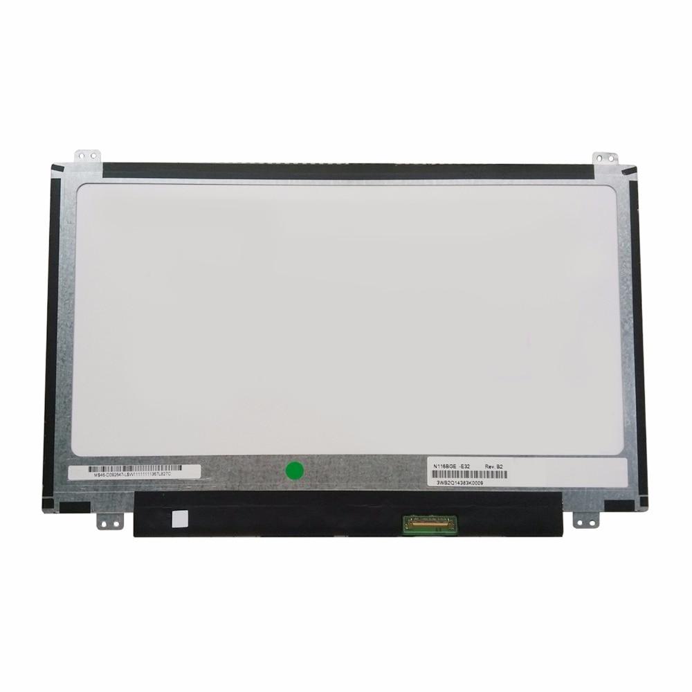 B116XTN01.0 N116BGE-E32 N116BGE-E42 1366x768 11.6 Laptop LED LCD Matrix Display Screen For Toshiba satellite Radius 11 L15W