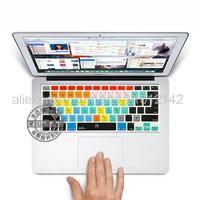 For Ableton Live Shortcut Keys Silicone Soft Keyboard Cover Skin Sticker For Apple Macbook Air Pro