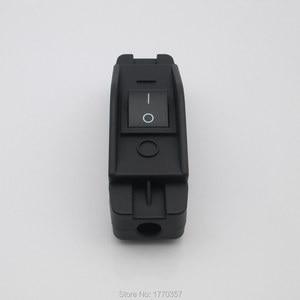 Image 3 - 1 pces equipamento médico interruptores elétricos forno microondas de alta temperatura e alta corrente on line interruptor de cabo 16a 30a