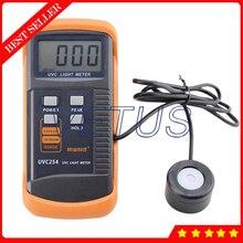 Promo offer Digital Lux Meter UVC Light Meter of UV Radiometer Intensity meter detector UVC254