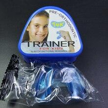 T4K детский стоматологический зуб ортодонтический бытовой Тренер детский Выравнивающий подтяжки гигиена полости рта стоматологический прямой уход за зубами