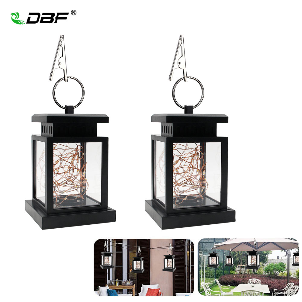 Outdoor Hanging Solar Lantern 1 2 4 Pack Ip44 Outdoor