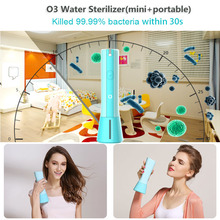 Household water ozonator for washing machine kitchen sterilizer ozone vegetable washer water ozonator industrial O3 sterilizer