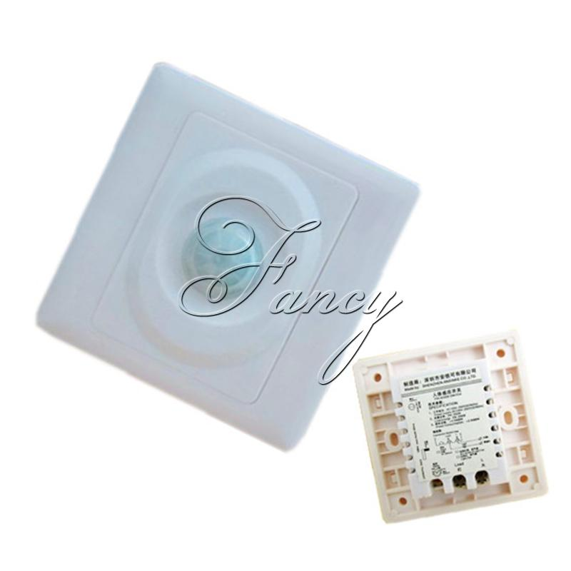 Infrared IR PIR Senser Switch Module Body Motion Sensor Auto On off Lamps Lights