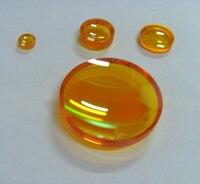 ZnSe-Zinkselenide Platte Bolle Lens-Optische Focus Lens-Diameter 12.7mm  Aanpasbare Grootte