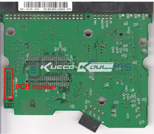 HDD PCB логика совета 2060-001128-005 REV для WD 3.5 IDE/PATA ремонта жесткий диск восстановление данных