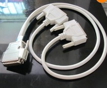 ILDA Y Cable Splitter Adapter Show System Quickshow Pangolin Scanner RGB Laser цена