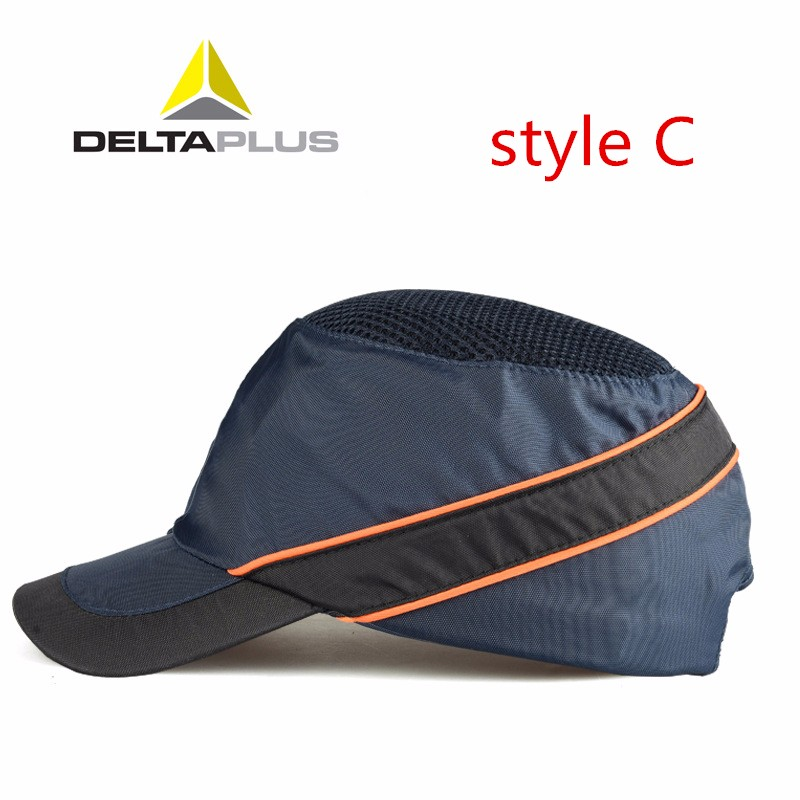 Delta Plus 102010 Coltan Safety Helmet Baseball Cap Hard Hat  (1)