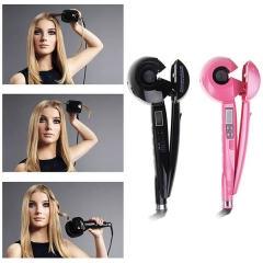 Hot Sale Hair Curler LCD Pro Salon Automatic Hair Curling Curler Ceramic Roller Wave Machine Styler Iron hair curler auto плойка для волос harizma pro curler 32мм