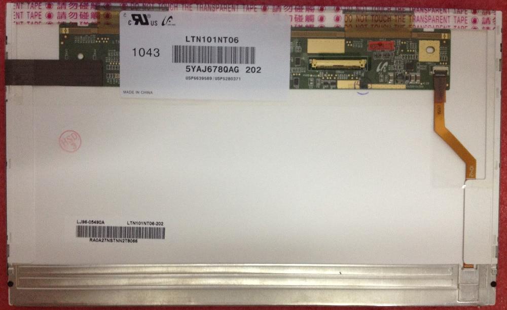 LTN101NT06 Fit LP101WSA b101aw03 v.0 v.1 LTN101NT02 HSD101PFW2 ноутбук ЖК дисплей LED Панель экран Панель