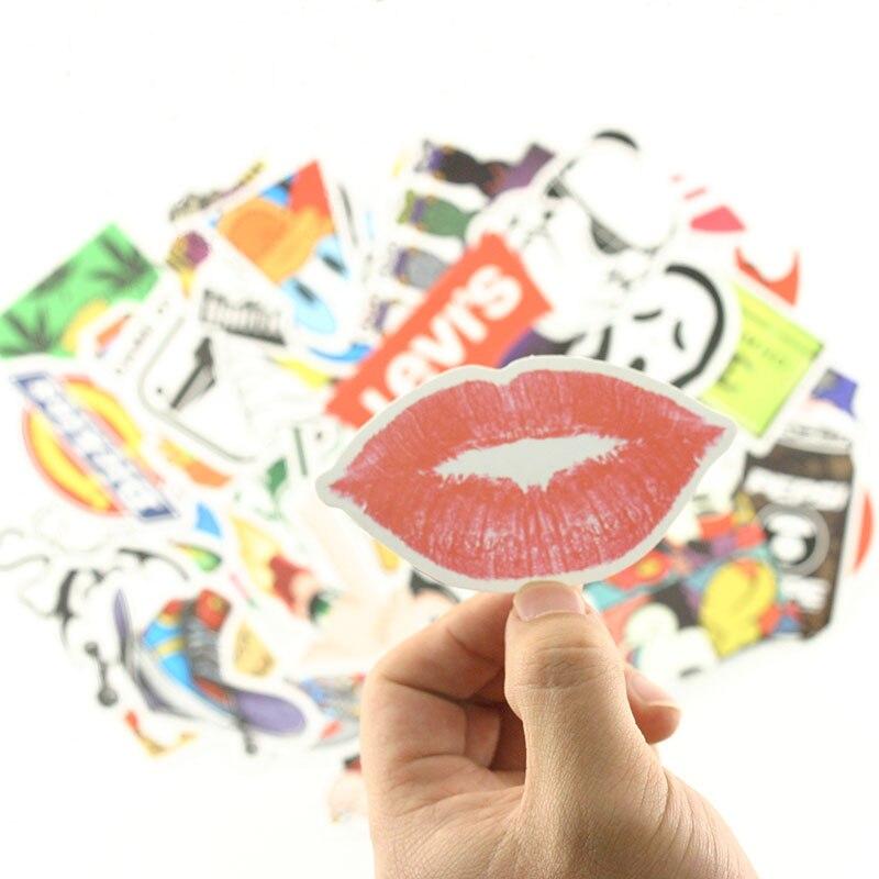 100pcs/Pack Fashion DIY Children Toy Stickers Cartoon Chancery Supplies Children Creative Animal Stationery Stickers
