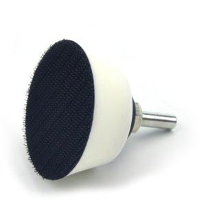 """Image 4 - 2 Cal (50mm) 20MM miękka pianka Back up stopa szlifierska + 6mm cholewka do 2 """"tarcze szlifierskie do obróbki drewna, obrotowe akcesoria do elektronarzędzi"""