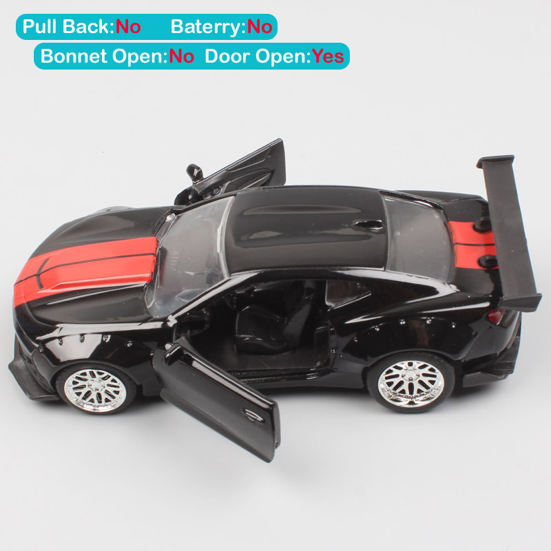 2016 Chevrolet Chevy Camaro SS coupe Model Toy Car 9