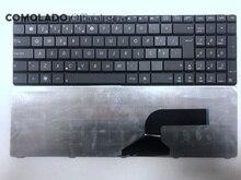 Португальский Клавиатура для ноутбука ASUS N53 серии k53s K52 X61 N61 G60 G51 G53 UL50 P53 Черный PO раскладка клавиатуры