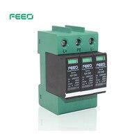 FEEO SPD DC 1500V 20KA~40KA House Surge Protector Protective Low voltage Arrester Device