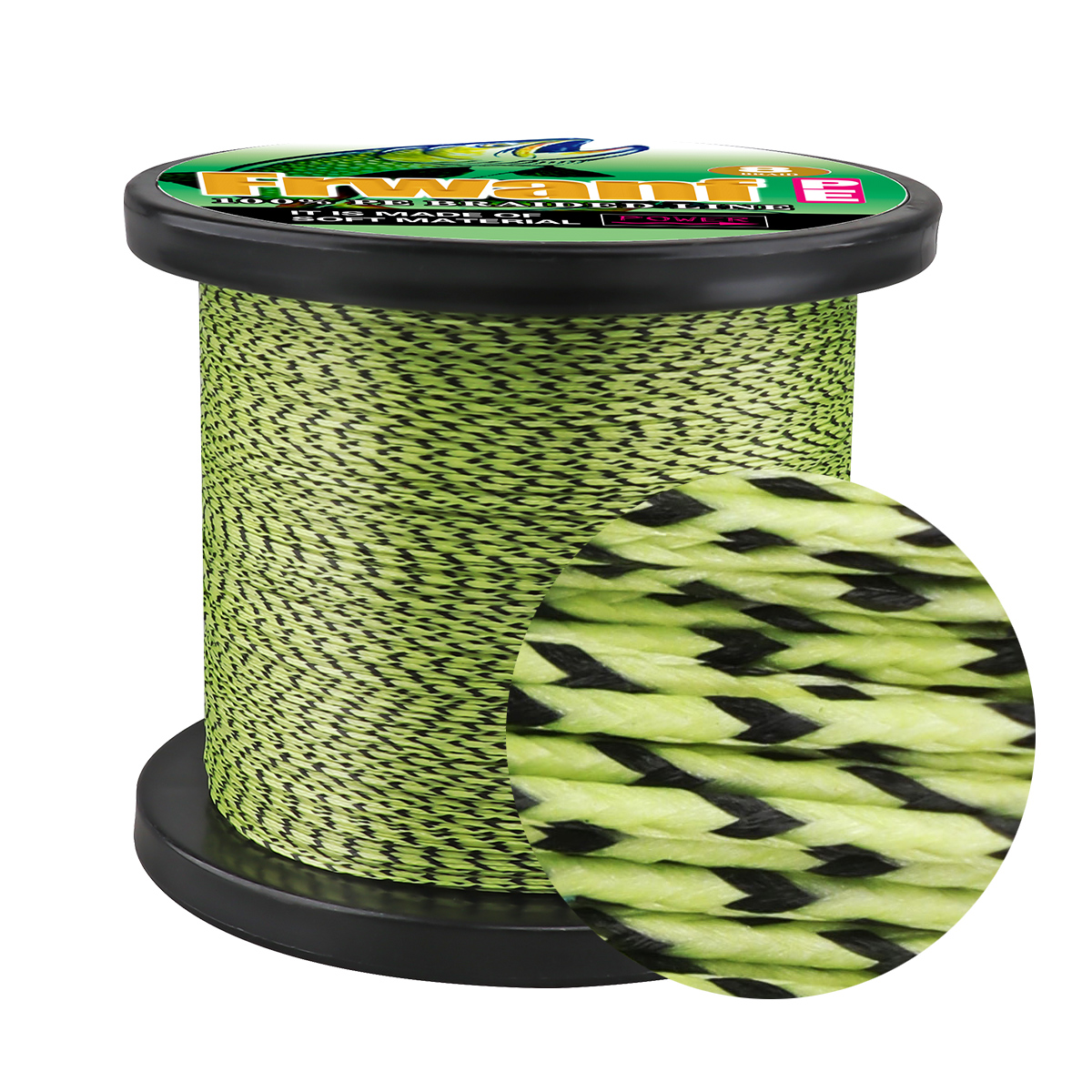 8 прядей плетеная рыболовная точечная леска разных цветов 1500 м 2000 м 8 10 20 30 50 60 80 100 130 150 200 250 300LBS плетеная проволока супер ПЭ