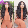 Hot Malaysian Body Wave 4 Bundles Soft 10A Grade Virgin Unprocessed Human Hair 100g/pcs Virgin Hair Bundle Deals Natural Color