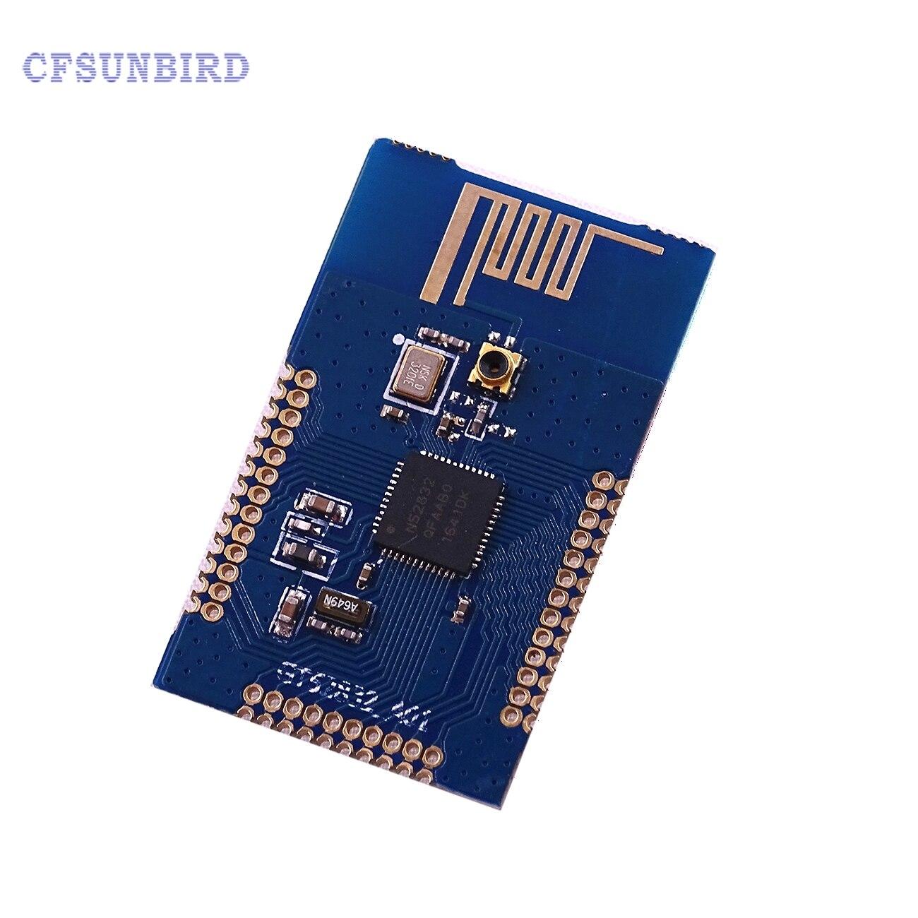 все цены на  1pcs NRF52832 Bluetooth module, M4 kernel, Bluetooth 4.1BLE module  онлайн