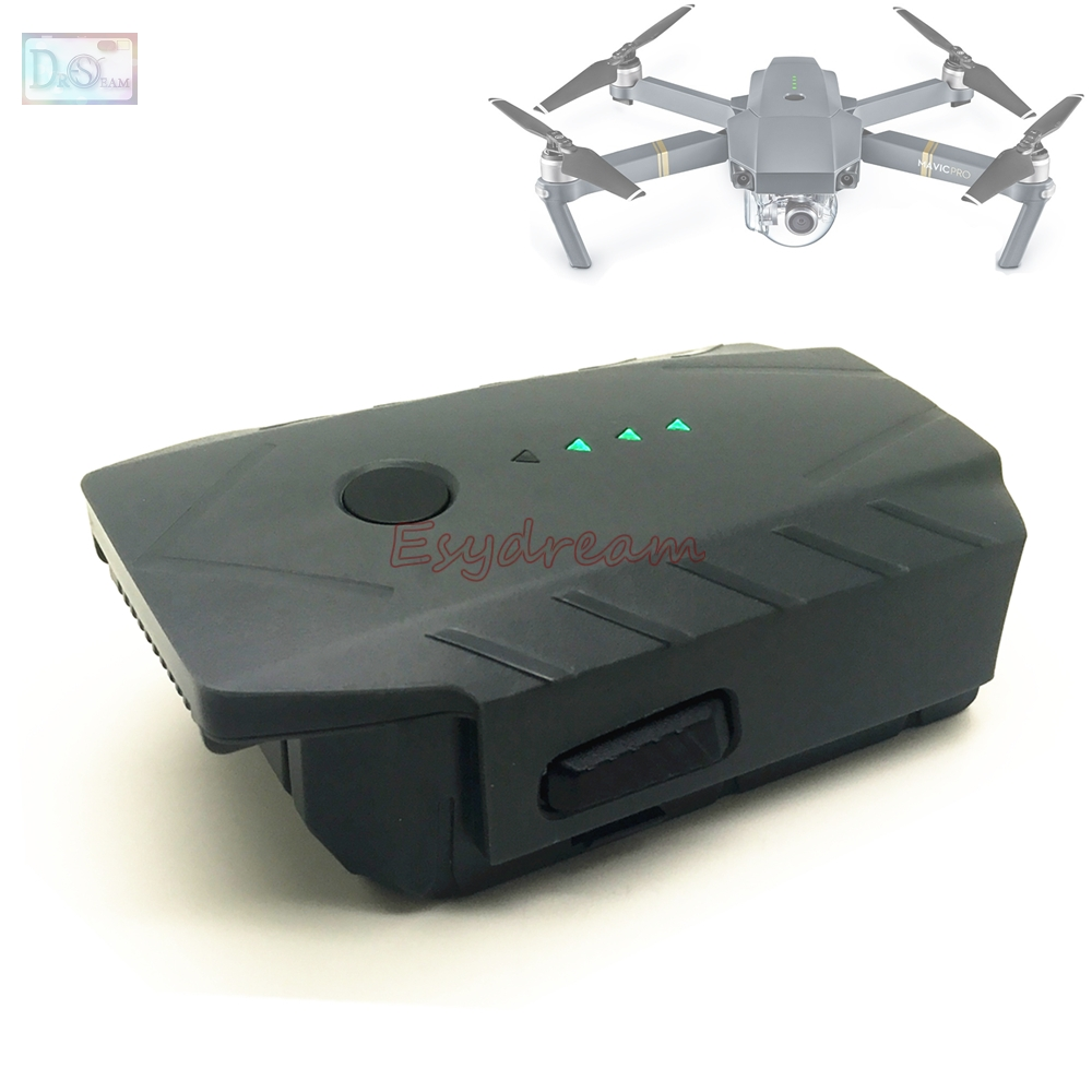 3830mah 11.4V Intelligent Flight Battery for DJI Mavic Pro Drone Quadcopter Accessories Spare Part