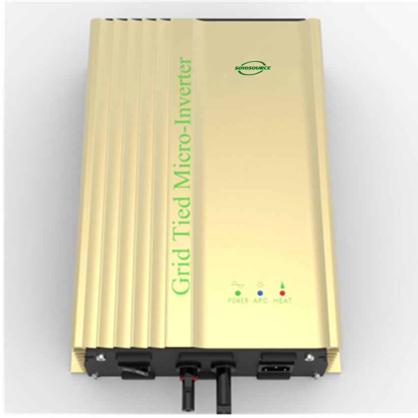 500W MPPT Solar Power on Grid Tie Inverter with dc- dc 39-52V or 36V Battery AC 90v-140V,180V-260V Pure sine wave inversor 220v solar power on grid tie mini 300w inverter with mppt funciton dc 10 8 30v input to ac output no extra shipping fee