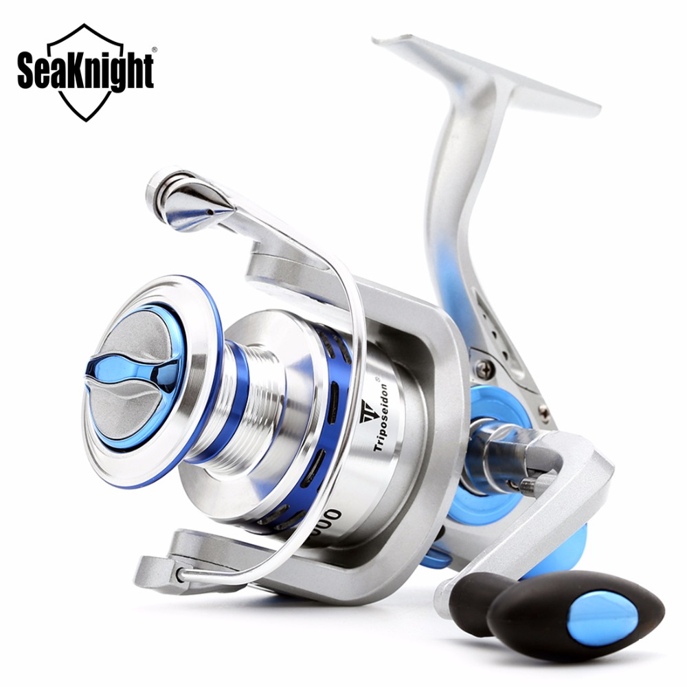 Seaknight rock bass carp spinning fishing reel metal for Fishing reel covers