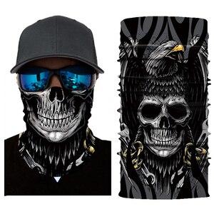Motorcycle Mask Skull Balaclav