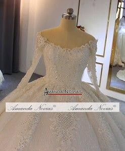 Image 5 - Бальное Платье Аманда новиас, свадебное платье, новое поступление