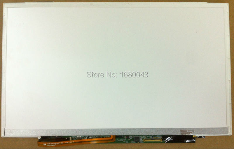 Free Shipping HW13WX001 HW13WX001-12 13.3 LCD Screen For Asus U36S U36JC U36SD U36