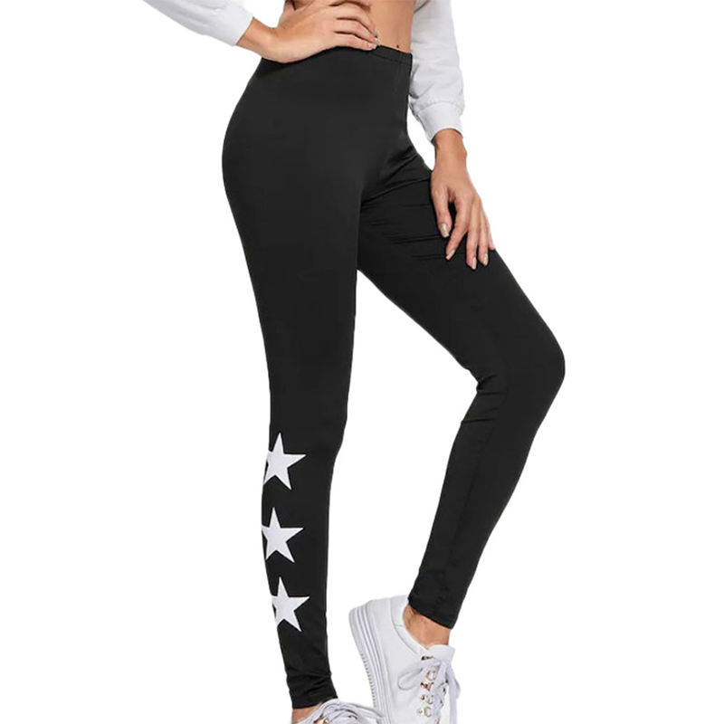 Brand New BARBARIAN Skull Women Leggings Printed Leggins Woman Pants Steampunk Legeny For Fitness Workout Jogging Tayt Femle