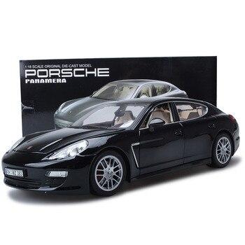 スケール1:18合金引き戻し玩具車パナメーラスポーツカーモデルの子供のおもちゃ車オリジナル認可された本物の子供のおもちゃポルシェパナメーラ