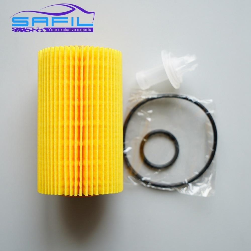 Oil filter for toyota land cruiser 4700v8 vdj200 tundra tundra pickup lexus
