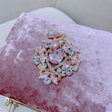 Crystal Day Clutch Evening Bags Rhinestones Bling Crossbody Shoulder Bag For Wedding
