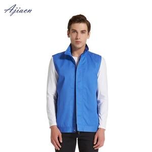Image 2 - Direct Selling electromagnetic radiation protection metal fiber gilet homme protect body health EMF shielding sleeveless jacket