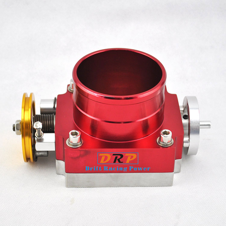 Hot! the Best Quality Universal type of the Bigger Aluminum Throttle Body  exhaust manifold