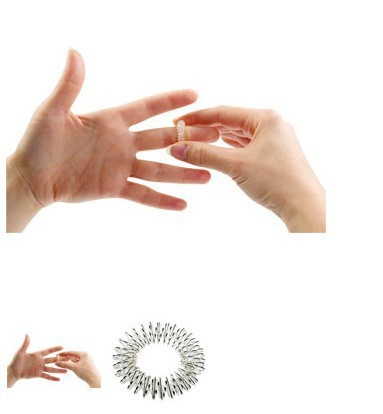 Free Shipping 50 x Acupressure Massager Circulation Ring ...